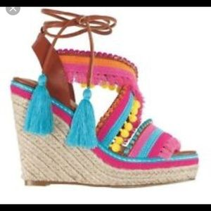 Shoes - Mark.  Platform fun wedges!